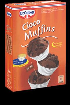 Cioco Muffins