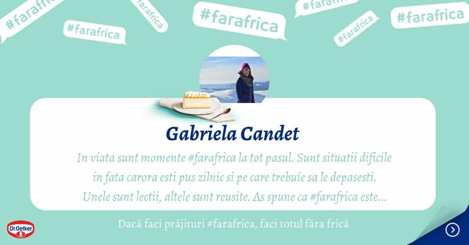 Gabriela Candet